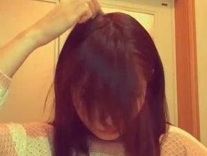前髪シースルー6