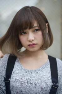斜め前髪4