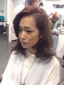 かきあげ前髪11