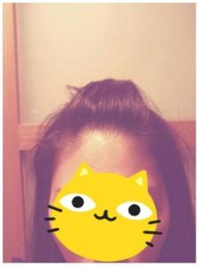 かきあげ前髪4