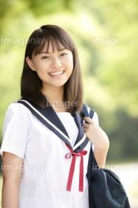 中学女子4
