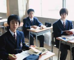中学男子10