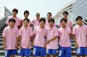 中学男子12
