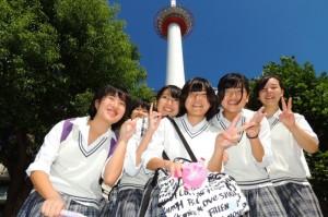 女子中学生2