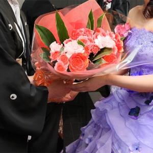 母の日結婚式7