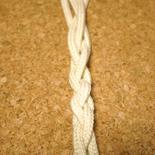 平四つ編み17