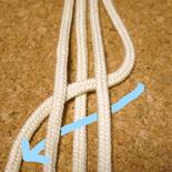 平四つ編み3