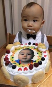 1歳誕生日22