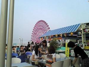 大阪ビヤガーデン6