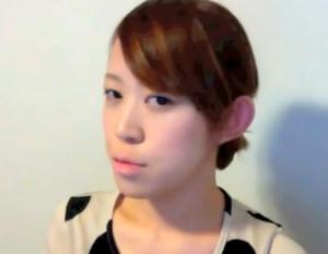 斜め前髪10
