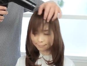 斜め前髪11