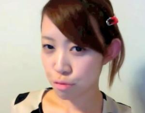 斜め前髪6
