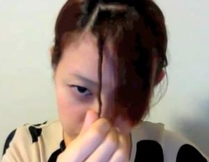 斜め前髪7