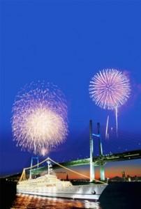 神奈川花火9