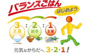バランス食事10