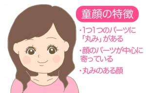 童顔一重5